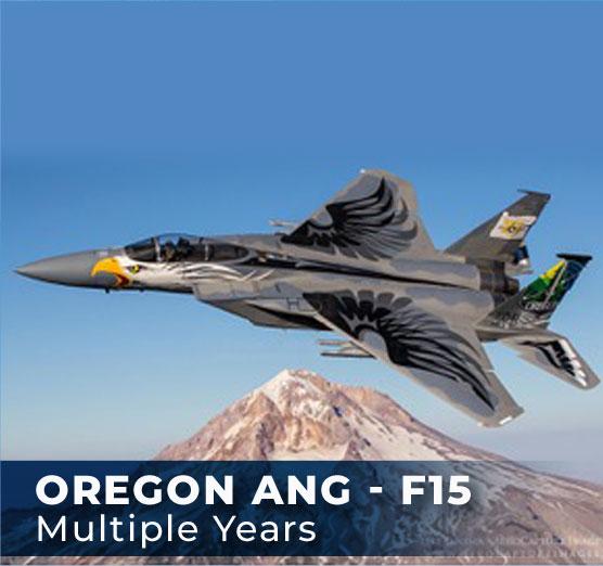 Oregon F15