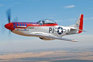"P-51 Mustang ""Diamondback"""